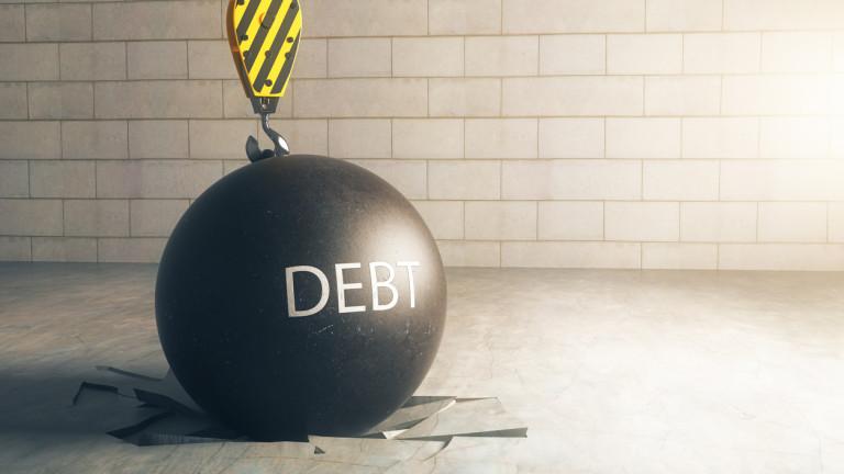 Световният дълг никога не е бил толкова голям, колкото е в момента