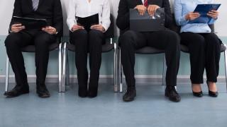 9 безработни се състезават за едно работно място