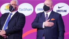 Министър Кралев и Ненад Лалович откриха олимпийската квалификация по борба в София