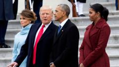 Тръмп отвърна на Барак Обама