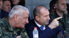 Радев иска гаранции от правителството за бойните възможности в офертата за Ф-16