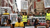 Втори ден протести срещу срещата на Г-7