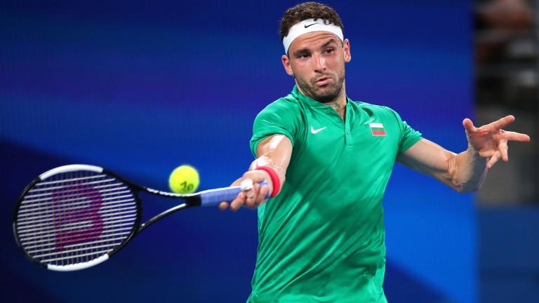 Григор Димитров започва на Australian Open след 06:00 в понеделник