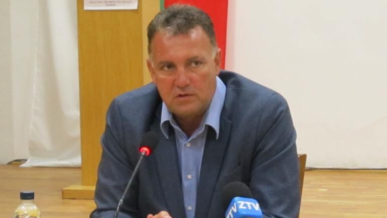 Валентин Николов напуска НС, ще се бори за директор на БЕХ