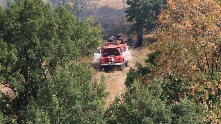 Откриват кризисен център за борба с пожари и аварии в Свищовско
