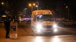 Експлозия в текстилна фабрика в Турция