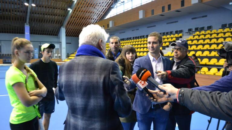 Пол Макнами ще консултира българските таланти на Australian Open