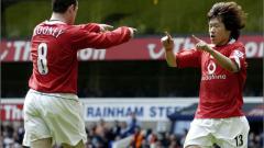С два гола на Рууни Юнайтед победи Тотнъм