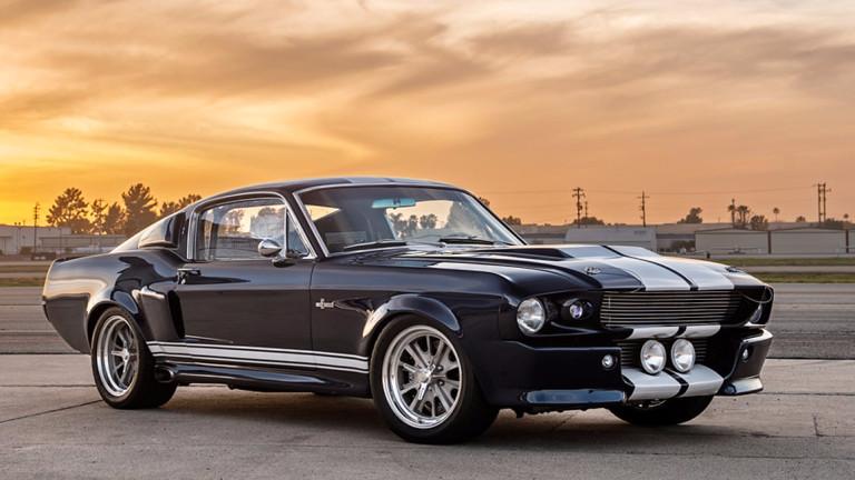 От десетилетия Ford Mustang е истинска легенда в американската автоиндустрия