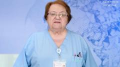 Проф. Радка Аргирова: Организмът изгражда антитела и срещу грипа, и срещу коронавируса