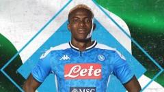 Най-скъпият африкански футболист вече е част от Наполи