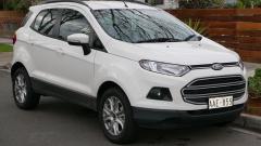Потвърдено: Ford ще произвежда кросоувъра EcoSport в Румъния