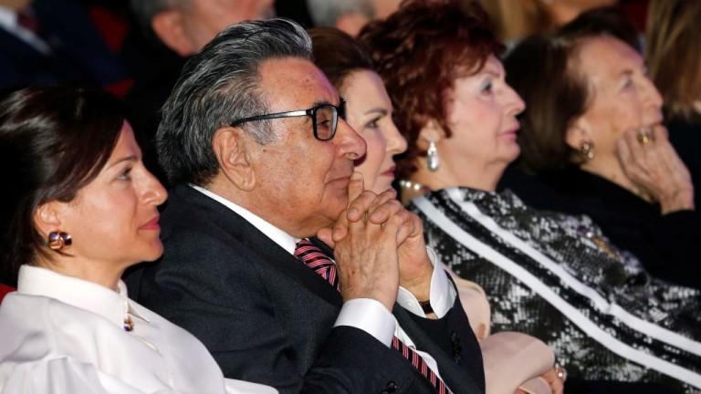 Един от най-заможните хора в Турция е натрупал стотици милиони