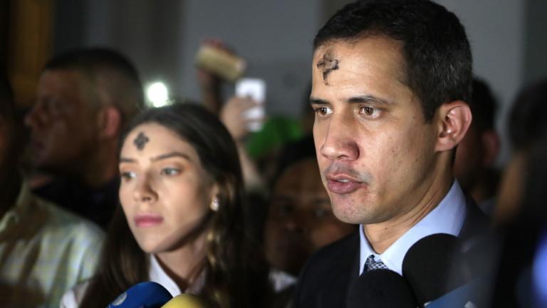 Гуайдо зове за още санкции срещу Мадуро след изгонването на посланика на Германия