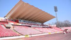 УЕФА инспектира стадиона на ЦСКА