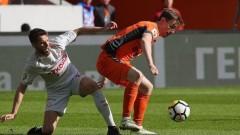 Николай Димитров: Не очаквах отново да играя в националния отбор