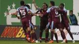 Локомотив (Пд) - Септември 0:2 (Развой на срещата по минути)