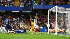 """Челси пропиля два гола аванс и отново не успя да зарадва """"Стамфорд Бридж"""" с победа"""