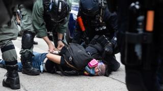 Настояват за нов закон за сигурността в Хонконг заради нарастващия тероризъм