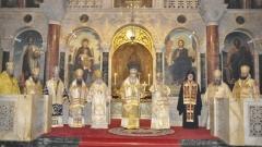 Честваме 3 години от интронизацията на патриарх Неофит