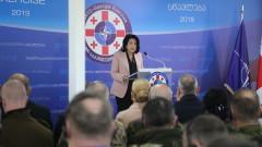 Опозицията в Грузия плаши президента с импийчмънт
