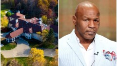 Екстравагантното имение на Тайсън, което остава на пазара над десетилетие и се продава на безценица