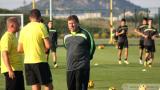 Вили Вуцов: Нямаме за цел да спечелим Купата