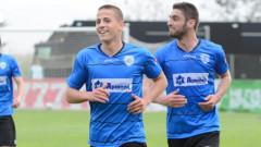 ЦСКА вече преговаря с Черно море за привличането на Мартин Минчев