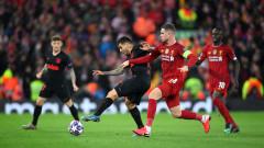 Атлетико (Мадрид) детронира Ливърпул след три гола в продължението