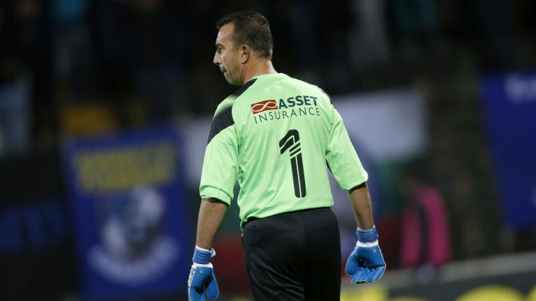 Георги Петков се размина с тежка травма