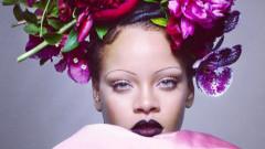 Риана на корицата на британския Vogue