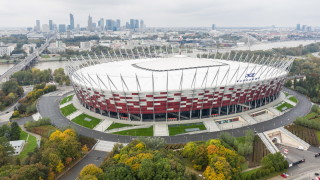 Полша отваря болница на националния стадион във Варшава