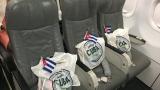Първи исторически полет между САЩ и Куба след повече от 50 години