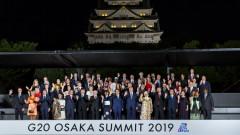 Позицията на Тръмп за климата заплашва финалното комюнике на Г-20