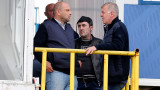 Константин Папазов: Няма вариант Левски да вземе лиценза на друг отбор