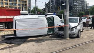 Вежди Рашидов пострада тежко при катастрофа в София