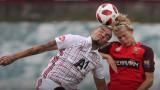 ЦСКА спечели гостуването си на Адмира Вакер с 3:1 и продължава напред в Лига Европа