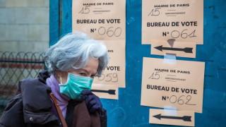 93% от французите одобряват ограничаването на движението