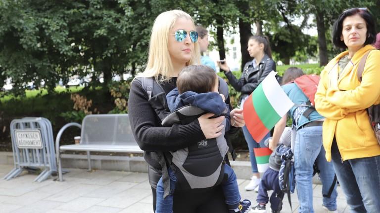 Родители в София се обявиха против затварянето на училища и детски градини
