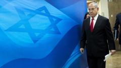 Нетаняху разпитван от полицията 5 часа по два корупционни случая