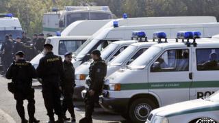 Чешкото МВР няма пари - гони бандитите с колела