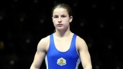 Биляна Дудова стана европейска шампионка по борба