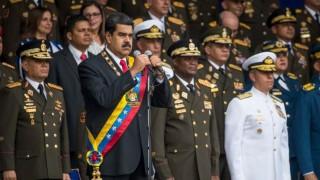 Неуспешен опит за атентат срещу президента на Венецуела