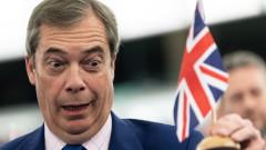 ЕС да наложи вето на отлагане на Брекзит, призова Найджъл Фарадж