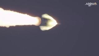 """НАСА тества космическия кораб """"Орион"""" за полет до Луната през 2024 година"""