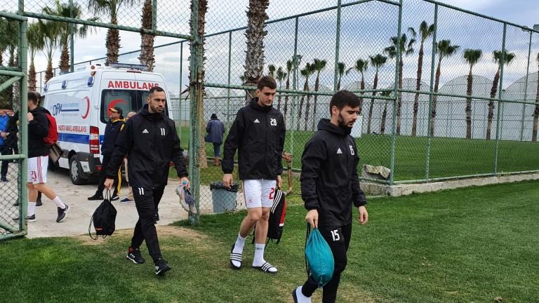 ЦСКА загуби от втородивизионния германски Нюрнберг с катастрофалното 0:5. Проверката