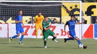Валери Домовчийски: Играхме доста добре срещу Левски