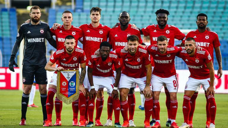 Ясни са титулярите на ЦСКА за битката с Виктория