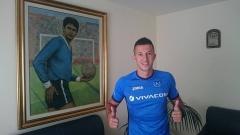 Новата покупка Мицански: Познавам повечето футболисти в Левски, целите са ясни (ВИДЕО)