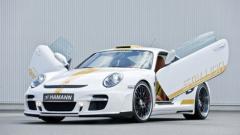 630 к.с. в Porsche 911 Turbo от Hamann